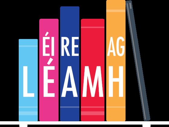 Ireland Reads Logo